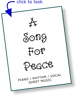 A Song for Peace - Chart