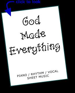 God Made Everything - Chart