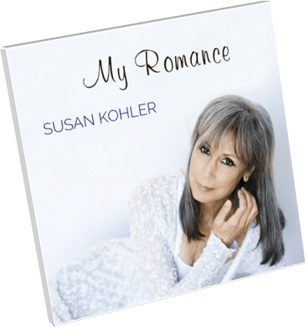 Susan Kohler My Romance CD Cover