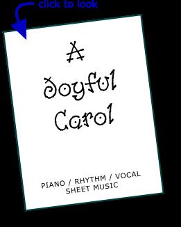 A Joyful Carol - Chart